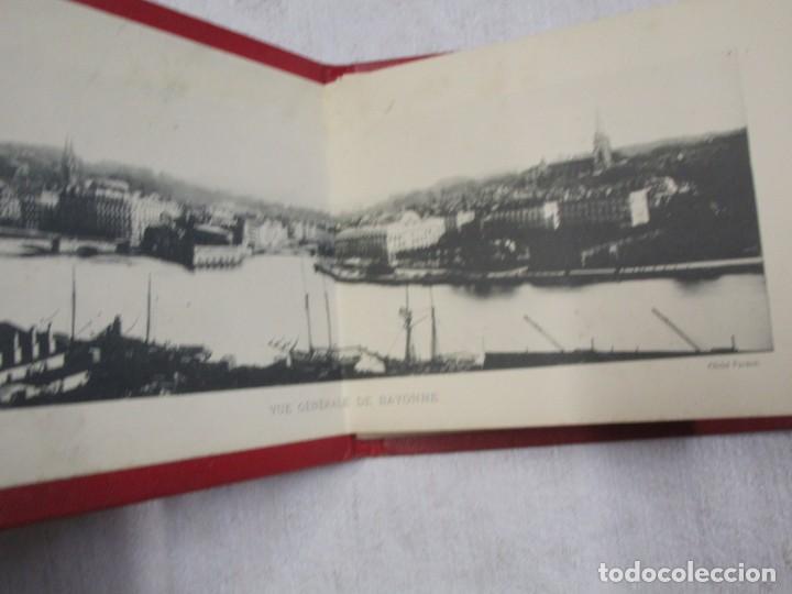 Postales: POSTALES FRANCIA - BAYONNE BIARRITZ SAN SEBASTIAN - BLOCK 15X12CM. 24 PLANCHAS, HACIA 1900 + INFO - Foto 2 - 194527497
