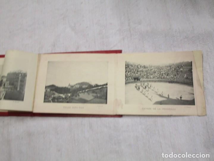 Postales: POSTALES FRANCIA - BAYONNE BIARRITZ SAN SEBASTIAN - BLOCK 15X12CM. 24 PLANCHAS, HACIA 1900 + INFO - Foto 6 - 194527497