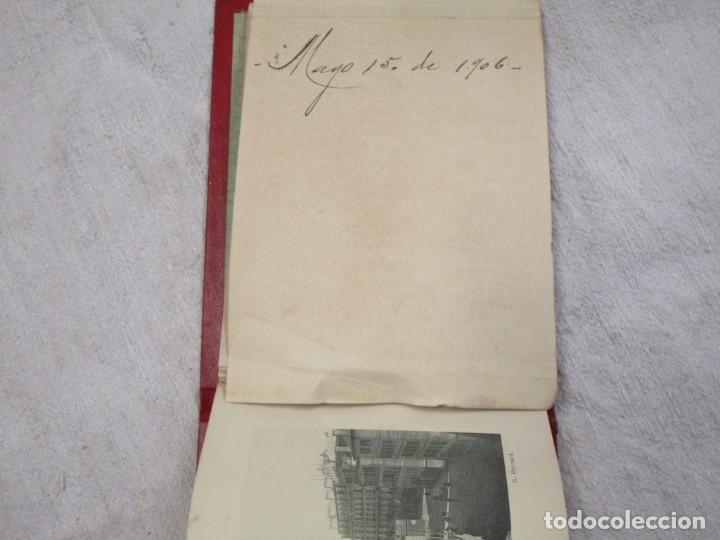 Postales: POSTALES FRANCIA - BAYONNE BIARRITZ SAN SEBASTIAN - BLOCK 15X12CM. 24 PLANCHAS, HACIA 1900 + INFO - Foto 7 - 194527497