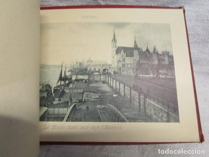 Postales: BELGICA POSTALES BLOCK - ANVERS OSTENDE BLANKENBERGHE 23X15CM. 12 PLANCHAS, HACIA 1900 +INFO - Foto 6 - 194529755