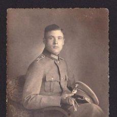Postales: POSTAL SOLDADO 2ª GUERRA MUNDIAL SOLDADO ALEMAN 1934. Lote 194568865