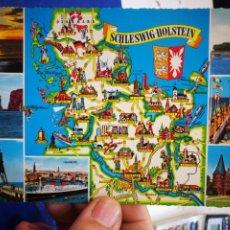 Postales: POSTAL SCHLESWIG HOLSTEIN KRUGER 916/129. Lote 194576610