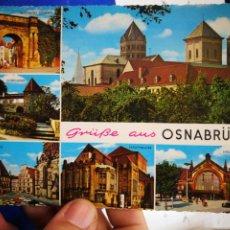 Postales: POSTAL GRUBE SUS OSNABRUCK - KRUGER 716/15. Lote 194577203