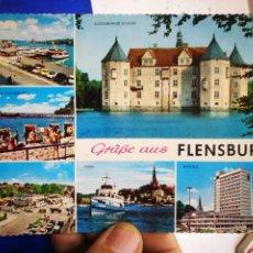 Postales: POSTAL GRUBE SUS FLENSBURG KRUGER 706/23. Lote 194623760