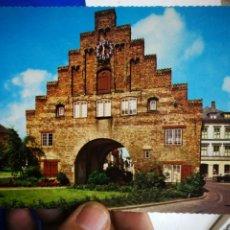 Postales: POSTAL FLENSBURG NORDERTOR KRUGER 706/2. Lote 194624022