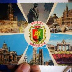 Postales: POSTAL BRUSELAS BRUSSEL BRUXELLES EDITIONS DEMOL. Lote 194626157