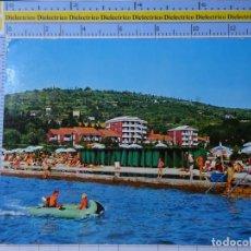 Postales: POSTAL DE YUGOSLAVIA. PORTOROZ ESLOVENIA HOTEL LUCIJA. 2339. Lote 194643230