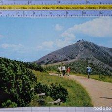 Postales: POSTAL DE CHECOSLOVAQUIA. SNEZKA MONTE. 2342. Lote 194643425