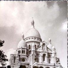 Postales: PARÍS. 454 SACRÉ-COEUR DE MONTMARTRE. USADAA CON SELLO. BLANCO/NEGRO. Lote 194663245