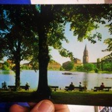 Postales: POSTAL KIEL KLEINER KIEL UND RATHAUS ANDRES AND CO.. Lote 194703573