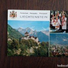 Postales: POSTAL DE LIECHTENSTEIN.. Lote 194719287
