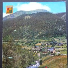 Postales: ANDORRA, EL SERRAT, VISTA GENERAL. ANTIGUA POSTAL SIN CIRCULAR. Lote 194722171