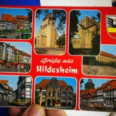 Postales: POSTAL HILDESHEIN VERLAG SCHONING AND CO.. Lote 194726655
