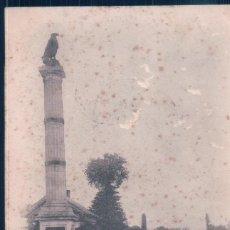 Postales: POSTAL ENVIRONS DE ROUEN - VAL DE LA HAYE - COLONNE COMMEMORATIVE DU RETOUR DES CENDRES DE NAPOLEON . Lote 194756792