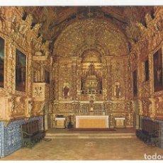 Postales: PORTUGAL .- 1008 - LAGOS.- IGREJA DE SANTO ANTONIO- CAPELA DOURADA.. Lote 194782506