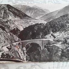 Postales: FRANCIA, PUENTE DIRECCIÓN BRIANÇON. SIN USAR. Lote 194874111
