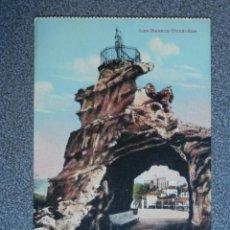 Postales: BIARRITZ LE ROCHES DE LA VIERGE POSTAL ANTIGUA. Lote 194901686