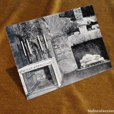 Postales: TARJETA POSTAL ROMA,CATACUMBAS DI S. CALLISTO,BLANCO Y NEGRO,USADA.. Lote 194935597