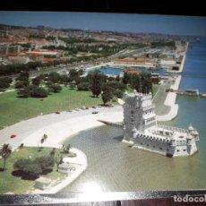 Postales: Nº 36074 POSTAL PORTUGAL LISBOA TORRE DE BELEM. Lote 194988962