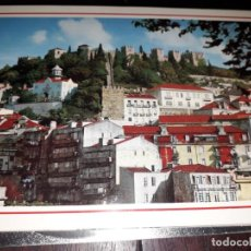 Postales: Nº 36075 POSTAL PORTUGAL LISBOA CASTELO DE S JORGE. Lote 194989877