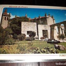 Postales: Nº 36083 POSTAL PORTUGAL MIRANDA DO DOURO. Lote 194993890