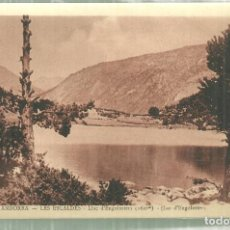 Postales: C1.- ANDORRA -LES ESCALDES LLAC ENGOLASTERS - CL.PHOTO AXÉENNE LES ESCALDES. Lote 195075582
