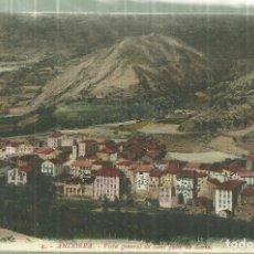 Postales: C1.- ANDORRA - VISTA GENERAL DE SANT JULIA DE LORIA - LA MARAVILLA SEO DE URGEL. Lote 195077350