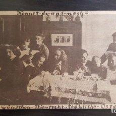 Postales: TARJETA POSTAL CIRCULADA ALEMANIA. AÑO 1912.. Lote 195088856