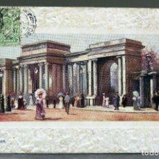 Postales: POSTAL DIBUJO LONDON LONDRES HYDE PARK CORNER RAPHAEL TUCK & SONS OILETTE CIRCULADA SELLO 1911. Lote 195108886