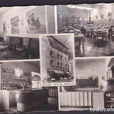Postales: POSTAL ANDORRA HOTEL FESTA BRAVA . Lote 195112603