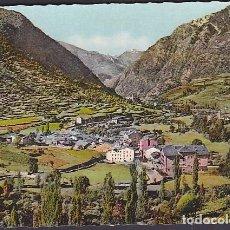 Postales: POSTAL ANDORRA FOT APA ENCAMP VISTA GENERAL. Lote 195112820