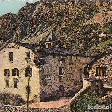 Postales: POSTAL ANDORRA FOT APA ANDORRA LA VELLA CASA DE LES VALLS . Lote 195112865