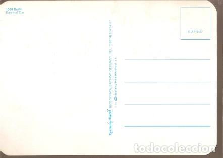 Postales: Alemania ** & Postale, Berlin Estacion, Zoológico Hauptbahnhof (6886) - Foto 2 - 195143758
