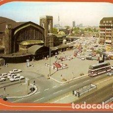 Postales: ALEMANIA ** & POSTALE, ESTACION, HAMBURGO (7777). Lote 195144108