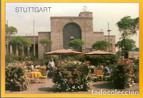 ALEMANIA ** & POSTALE, ESTACION, ,ESTUGARDA (78998) (Postales - Postales Extranjero - Europa)