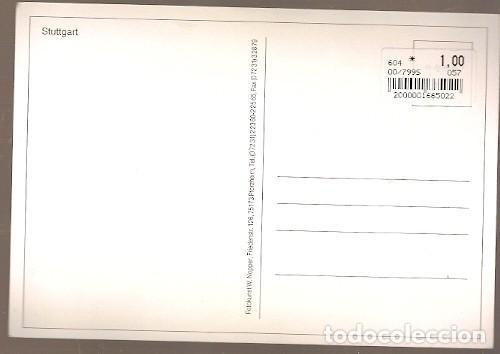 Postales: Alemania ** & Postale, Estacion, ,Estugarda (78998) - Foto 2 - 195145095