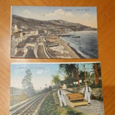 Postales: PORTUGAL, LOTE TRES POSTALES MADEIRA. SIN CIRCULAR. VED FOTOS.. Lote 195145913