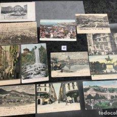 Postales: LOTE DE 12 POSTALES DE GÉNOVA , ITALIA DESDE 1904. Lote 195168641
