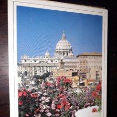 Postales: Nº 36128 POSTAL ROMA ITALIA HOTEL ATLANTE STAR. Lote 195231808
