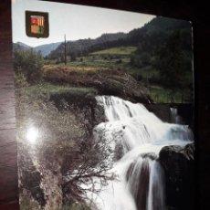 Postales: Nº 36135 POSTAL ANDORRA EL SERRAT CASCADA. Lote 195233206