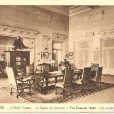 Postales: POSTAL, LE HAVRE, HOTEL FRASCATI, SIN CIRCULAR. Lote 195306307