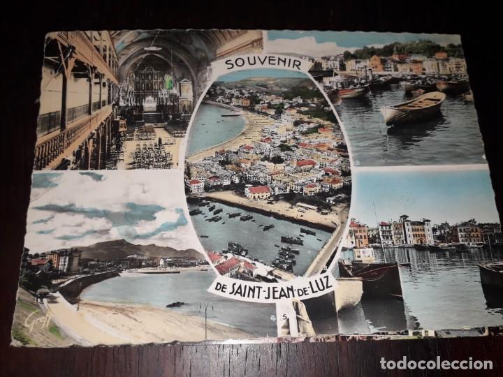 Nº 36394 POSTAL FRANCIA SAN JUAN DE LUZ (Postales - Postales Extranjero - Europa)