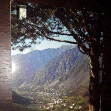 Postales: Nº 36399 POSTAL VALLE DE ANDORRA LES ESCALDES. Lote 195340160