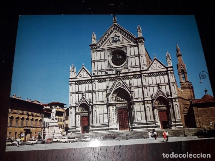 Nº 36400 POSTAL ITALIA FIRENZE BASILICA DI SANTA CRUCE (Postales - Postales Extranjero - Europa)