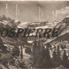 Postales: POSTAL, GAVARNIE, LE CIRQUE, CIRCULADA. Lote 195381171
