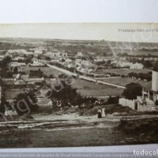 Postales: POST CARD. PRESTATYN FROM THE HILLS. Lote 195383297