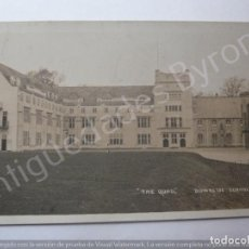 Postales: POST CARD. THE QUAD. DOWNSIDE SCHOOL. Lote 195384895