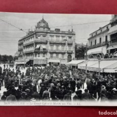 Postales: VILLES / LUGARES DE FRANCIA AU DÉBUT DU SIÈCLE-P.DE SIGLO- SIN CIRCULAR. Lote 195406326