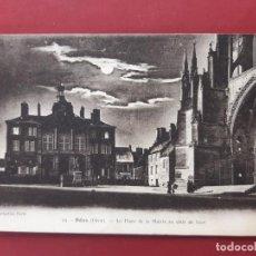 Postales: VILLES / LUGARES DE FRANCIA AU DÉBUT DU SIÈCLE-P.DE SIGLO- SIN CIRCULAR. Lote 195406647