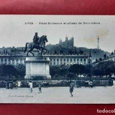 Postales: VILLES / LUGARES DE FRANCIA AU DÉBUT DU SIÈCLE-P.DE SIGLO- SIN CIRCULAR. Lote 195406682